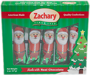 Zachary Confections  Christmas
